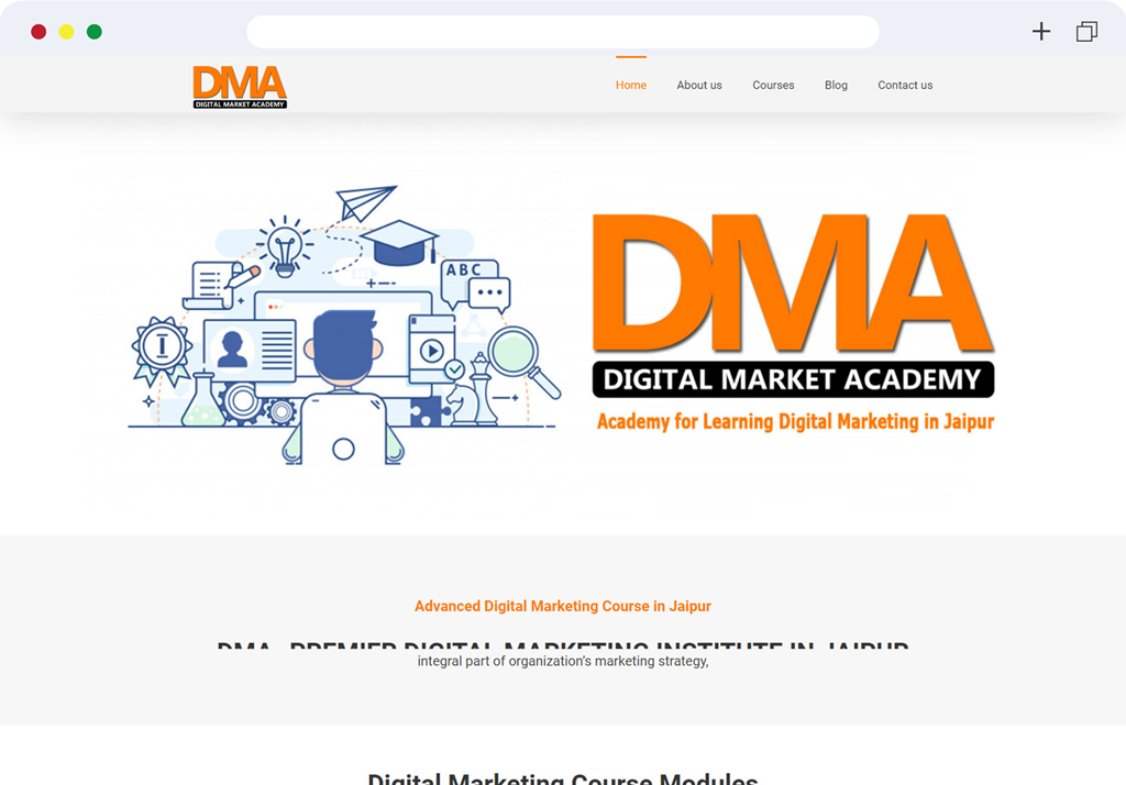 Digital Market Academy