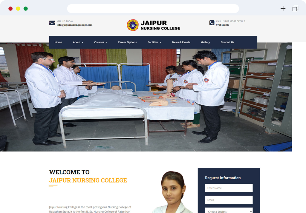 Jaipur Nursing College