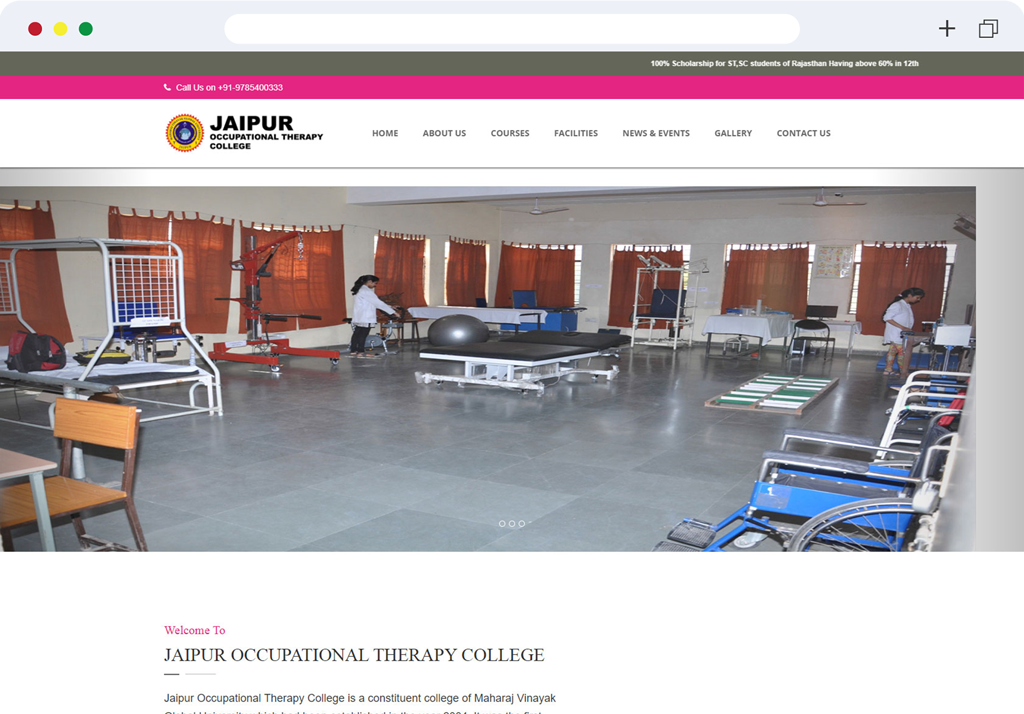 Jaipur Occupational Therapy College