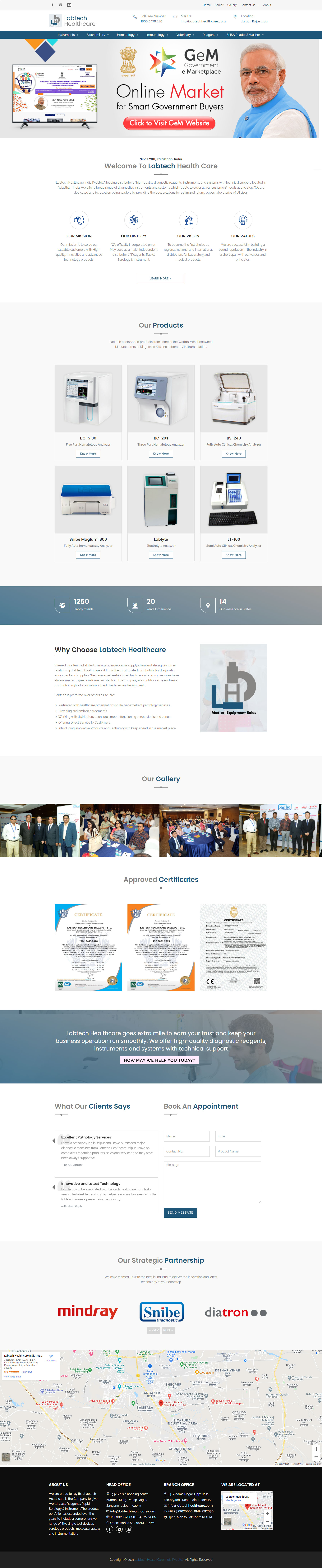 Labtech Healthcare India Pvt.Ltd