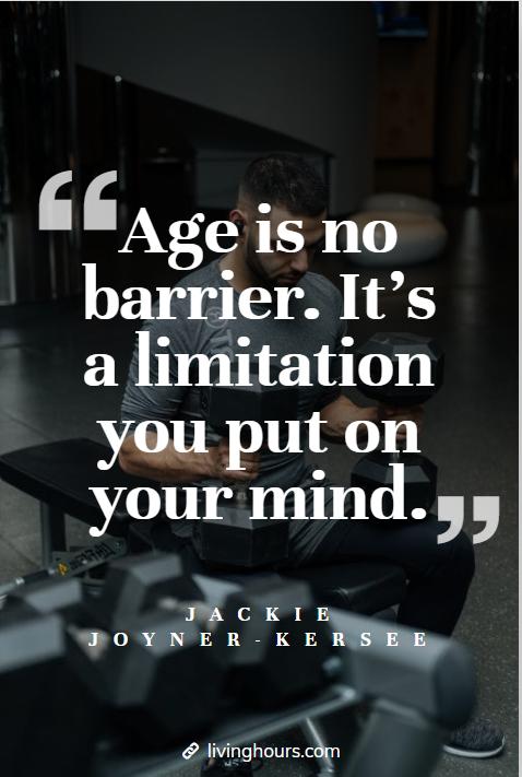 Quote by Jackie Joyner Kersee