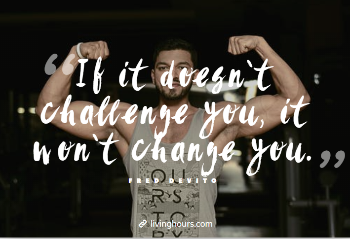 Fitness Quote by Fred Devito