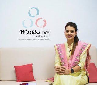 Dr. Ruchi Bhandari -cosmetic gynecology at Mishka IVF center