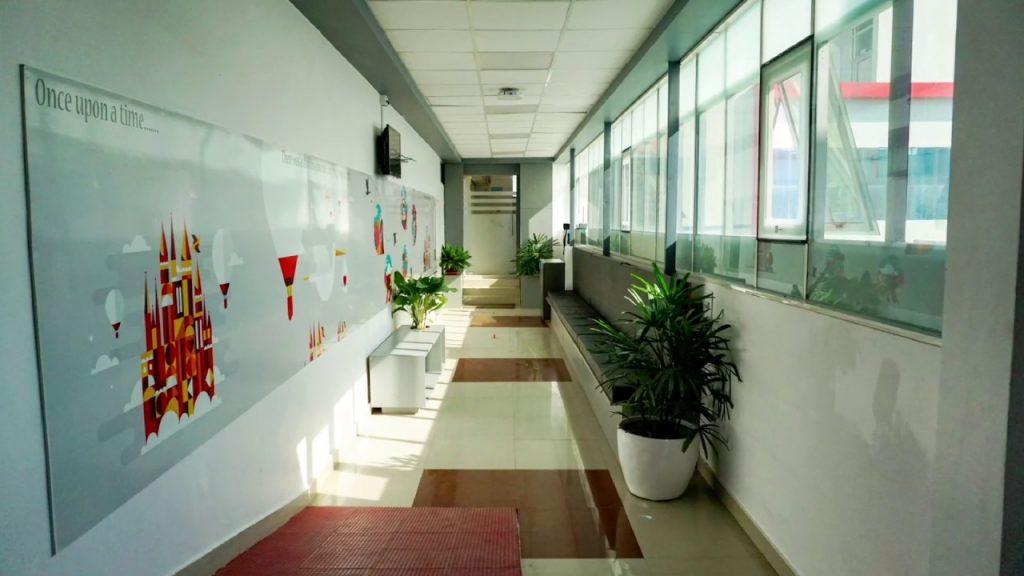 Mishka IVF center surrounding