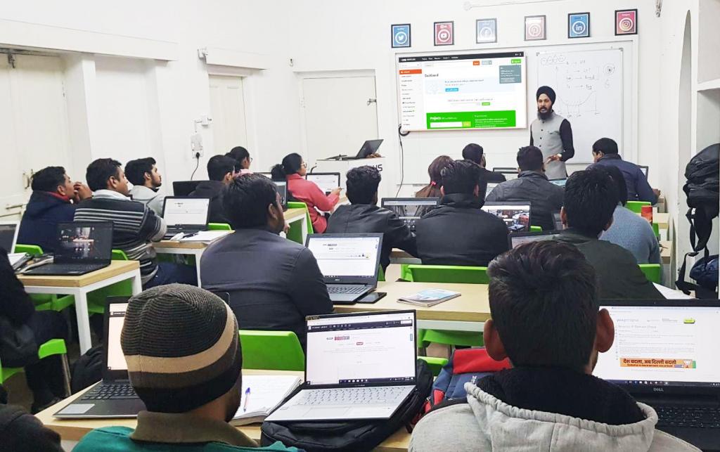 Digital Marketing Institute in Jaipur- Quibus Trainings