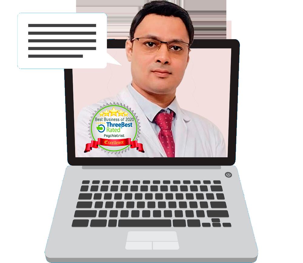 Dr. Sanjay Jain - director of Jain Neuropsychiatry clinic- nasha mukti kendra in jaipur