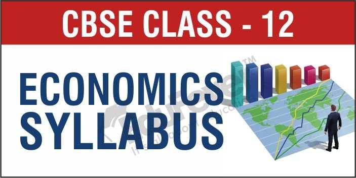 class 12th economics syllabus at VSI Jaipur
