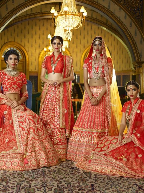 Vasansi Jaipur's Best Bridal Lehenga Choli