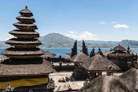 Kintamani and Ubud Tour in Singapore Bali trip