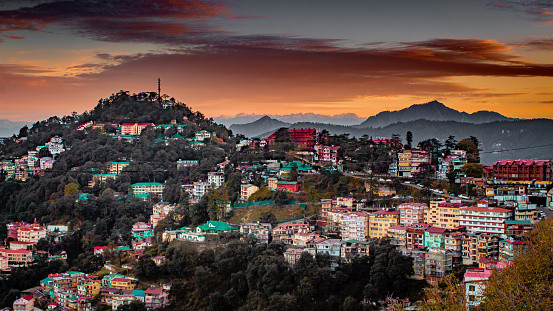 I really loved the hues of this image that took my heart. I hope you will to love it. Beautiful shimla-Romaing routes
