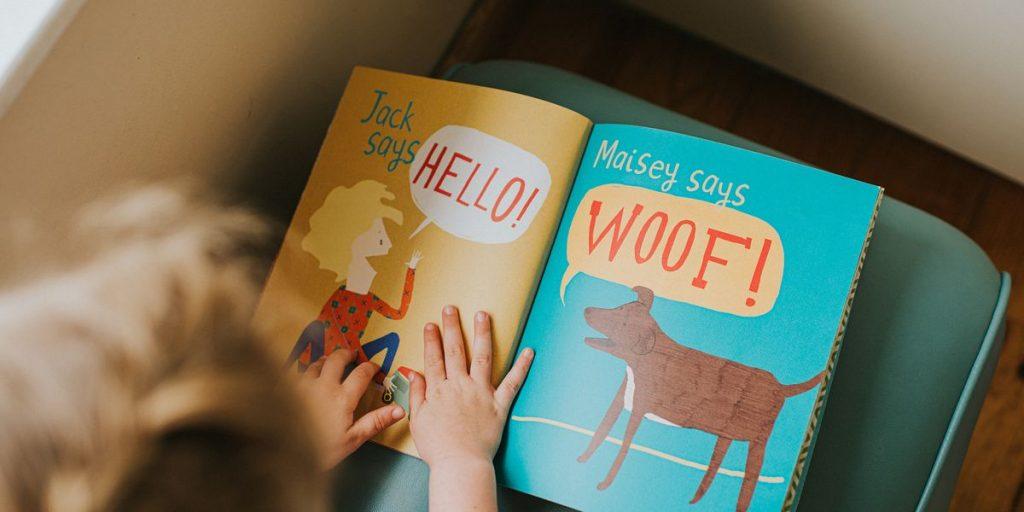 picture book- Literacy Activities for Preschoolers