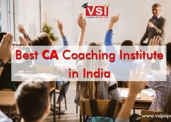 top ca coaching in india - VSI JAIPUR