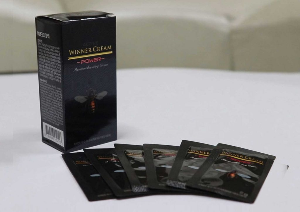 Best alternative for Erectile Dysfunction treatment= Winner Cream by Ohman.