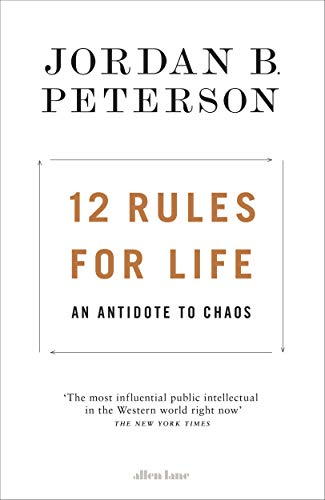 12 Rules for Life is the best motivational book