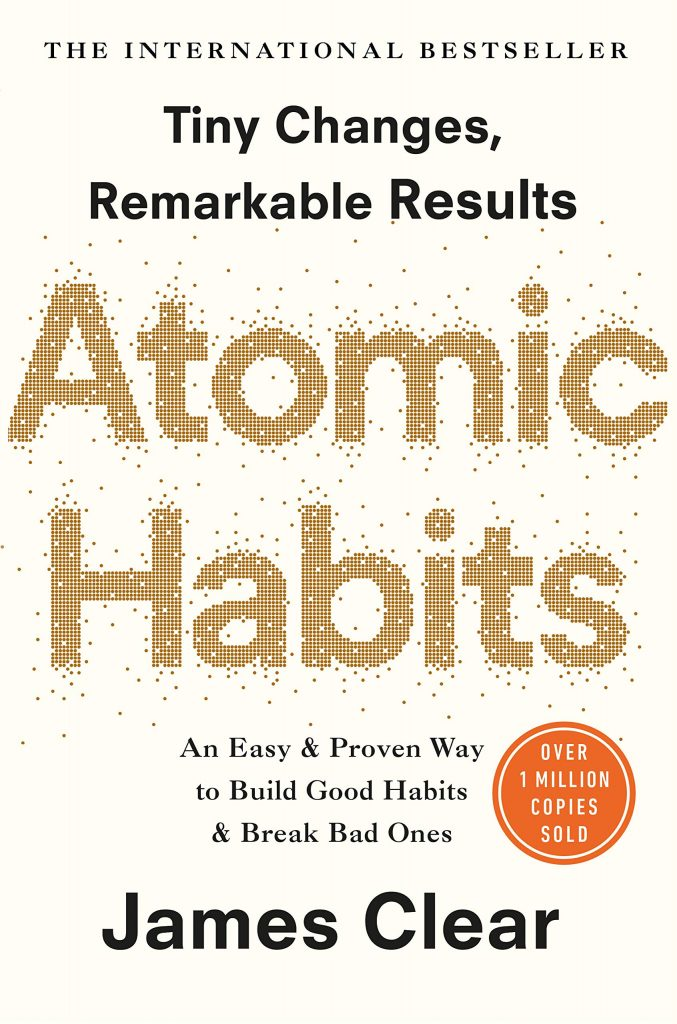 Atomic Habits is the best novel to read