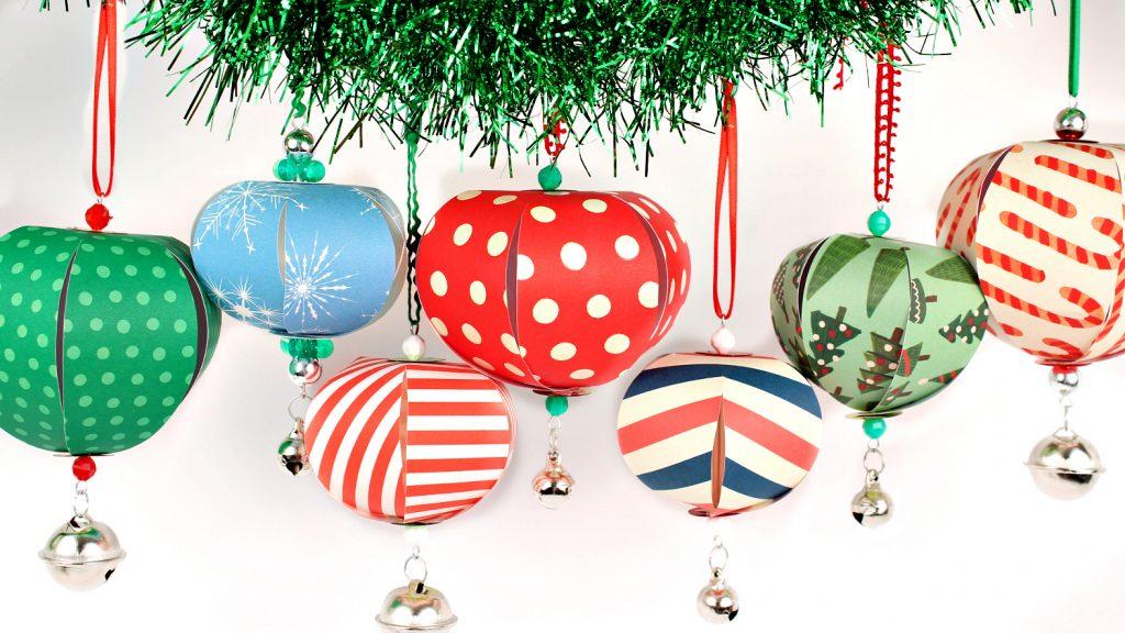 Craft Pretty Paper Ornaments