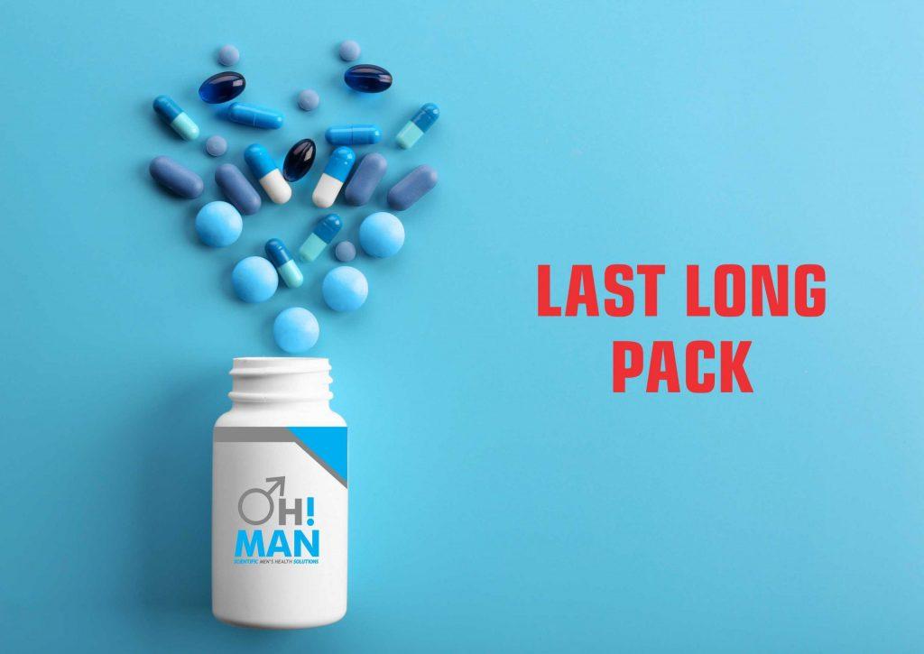 last long pack for premature ejaculation treatment