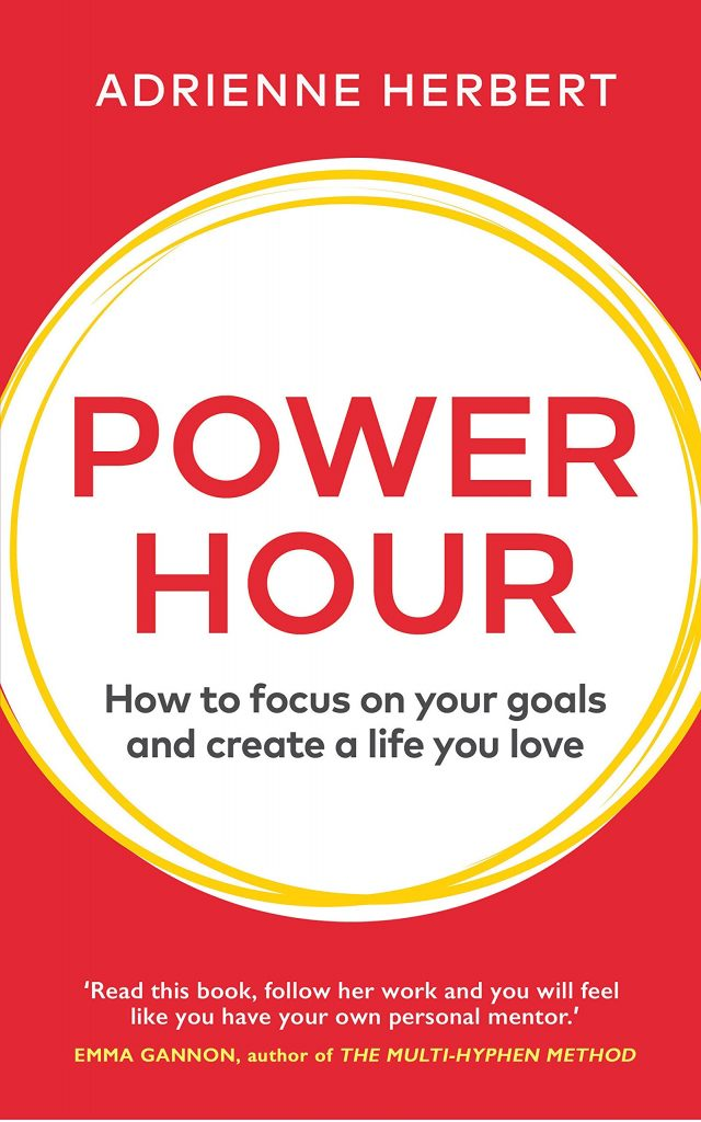 Power Hour is the best motivational book to read