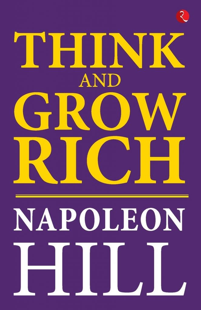Think and grow rich is the best motivational book to read.