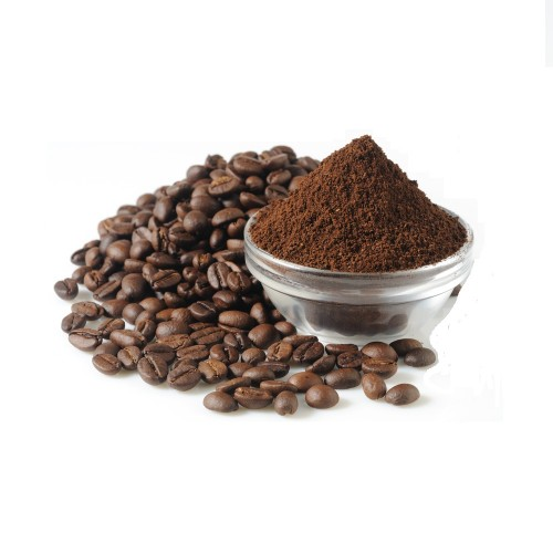 Coffee as a scrubber for glowing or clean your skin dirt