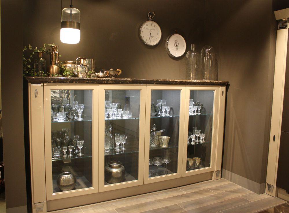 Display cupboards