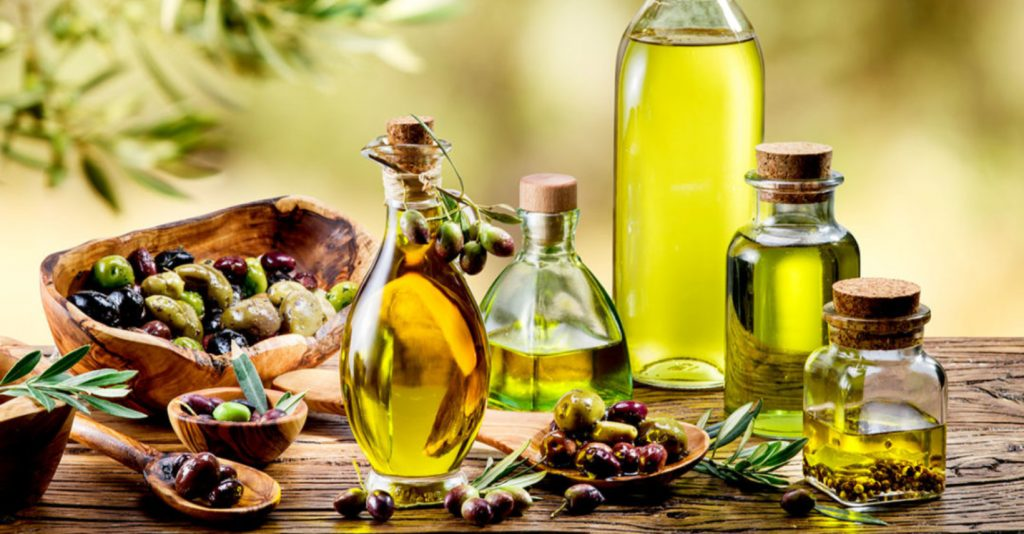 fats and oils for weight gain