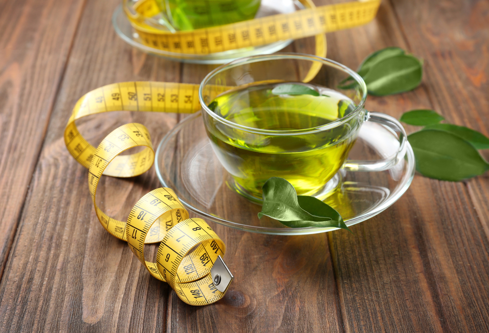 Green tea is the most effective drink to lose belly fast fastly.