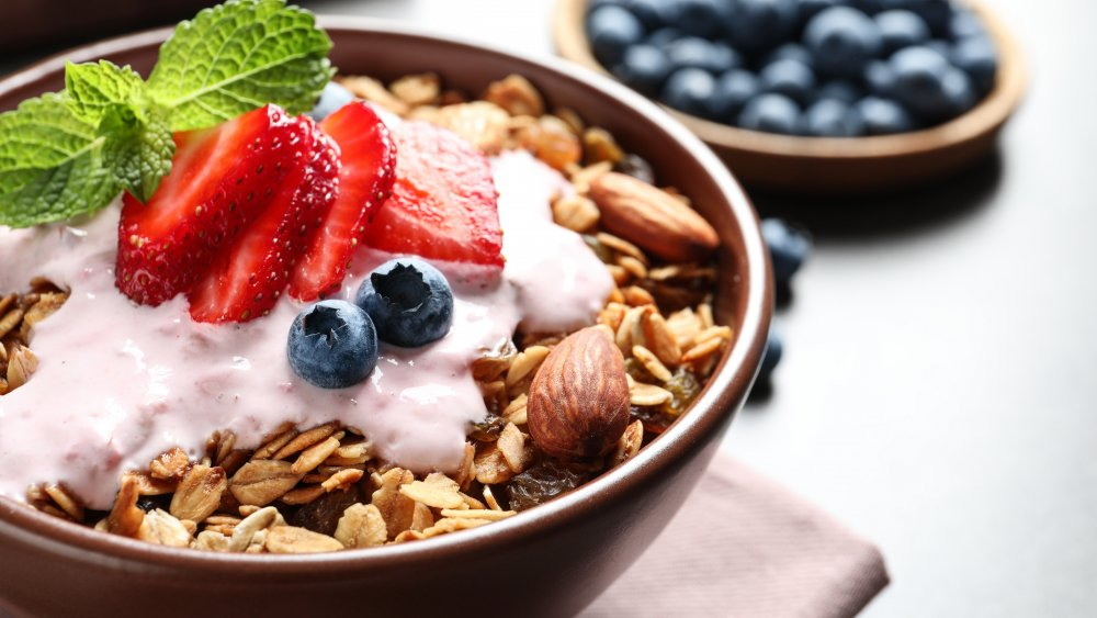 Healthy cereals for weight gain food