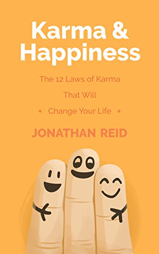 Karma & Happiness: The 12 Laws Of Karma That Will Change Your Life is the motivational book to read