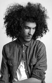 Longer Afro style for long hairs