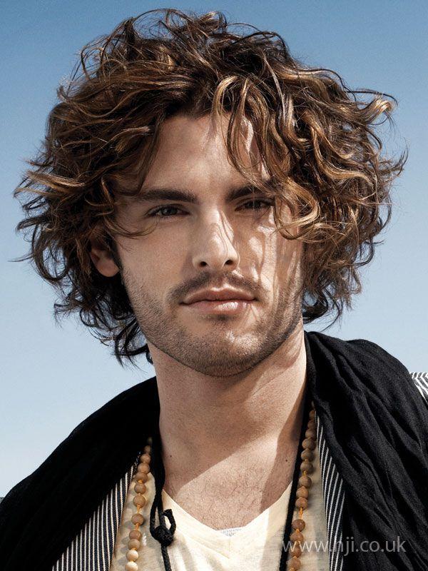 Medium curls