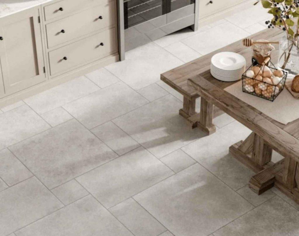 Module floor tiles