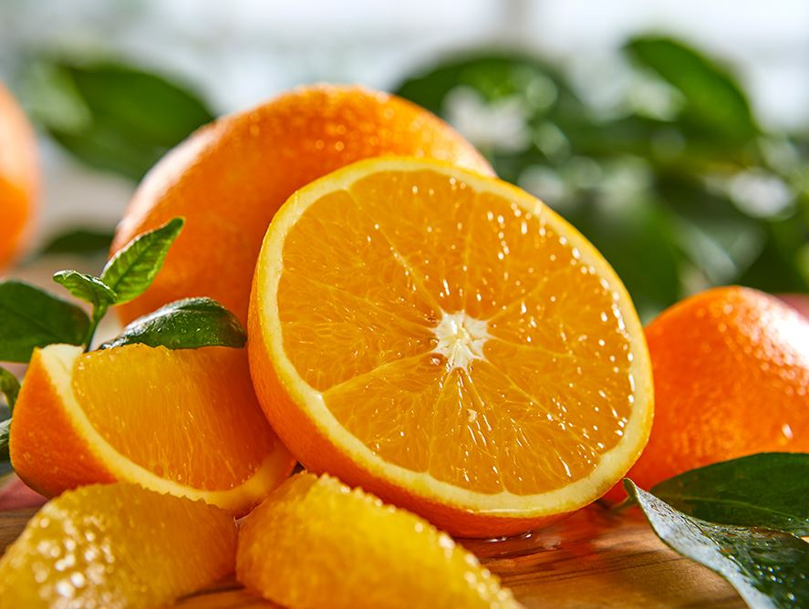 oranges to reduce belly fat