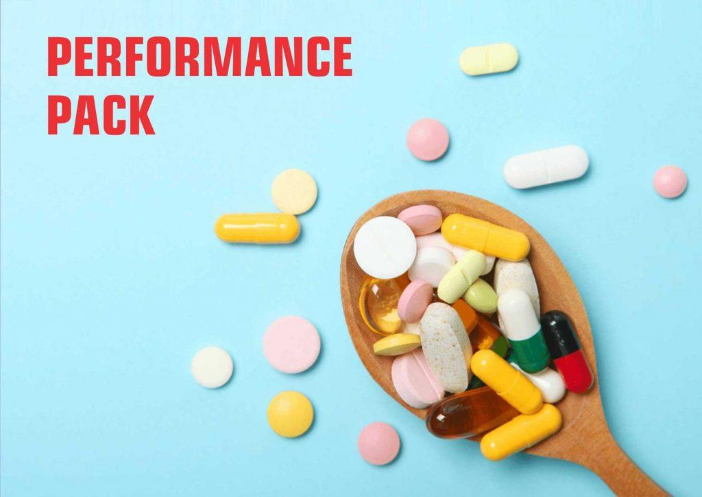 Erectile Dysfunction Treatments - Performance Pack