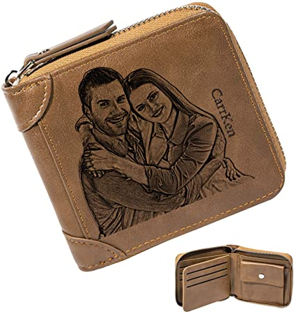 Personalized Men Wallet