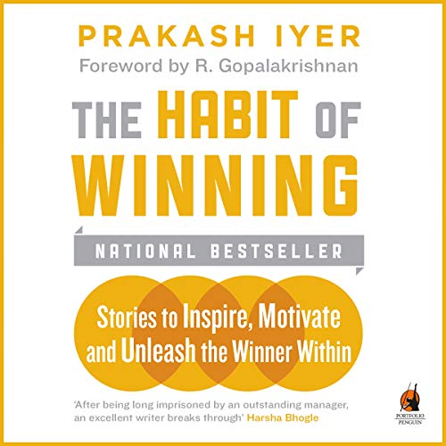 The habit of winning is the best best book to read.