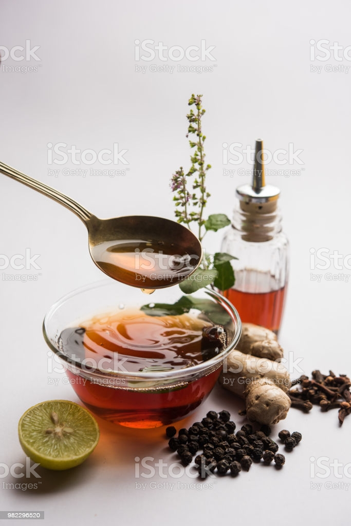 Tulsi and Black Pepper is the natural remedy for viral infection.