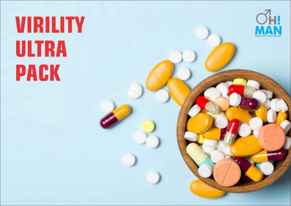 virility ultra pack for premature ejaculation treatment