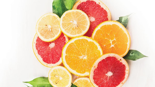 Vitamin C improves immunity power which cure from viral fever.