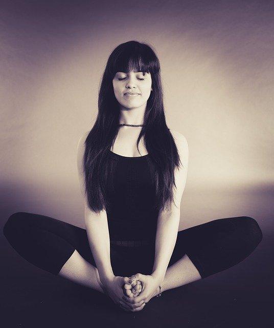 Baddha Konasana yoga for premature ejaculation cure