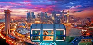 Day 5 - Singapore Flyer