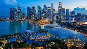 Book Singapore cruise from India with roaming routes